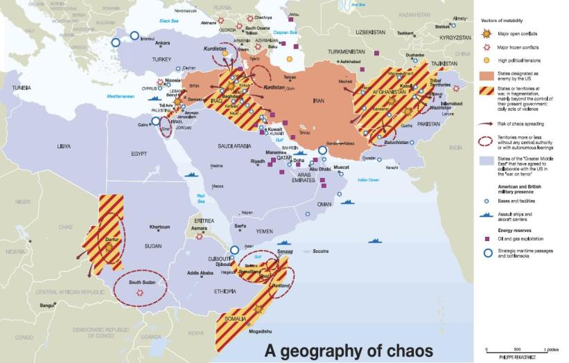geog of chaos