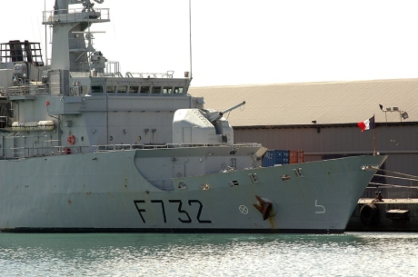French Frigate Nivose