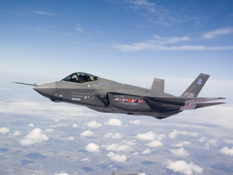 F-35 JointStrike Fighter