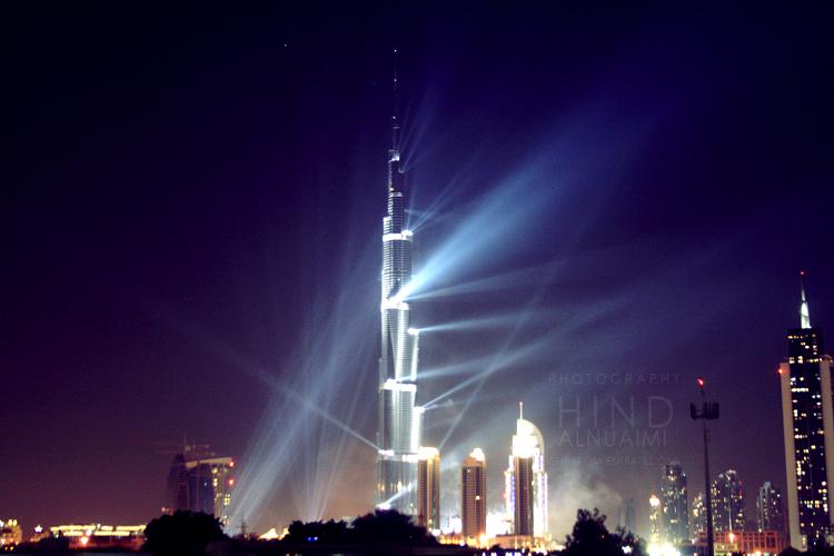 Burj Dubai renamed Burj Khalifah | The Gulf blog